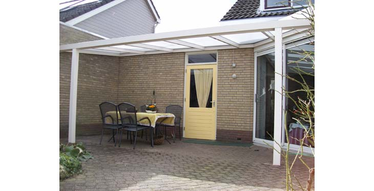 Vierlingsbeek veranda