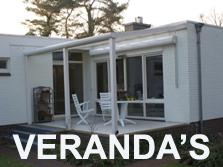 Robert Klomp veranda\'s en Zonwering is het adres voor uw Veranda ...